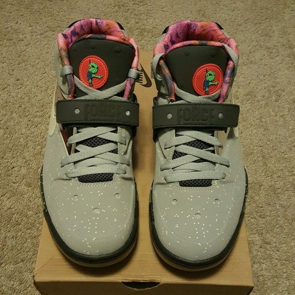 Nike Other - Nike Air Force Max 2013 PRM QS Area 72 AllStar Gal